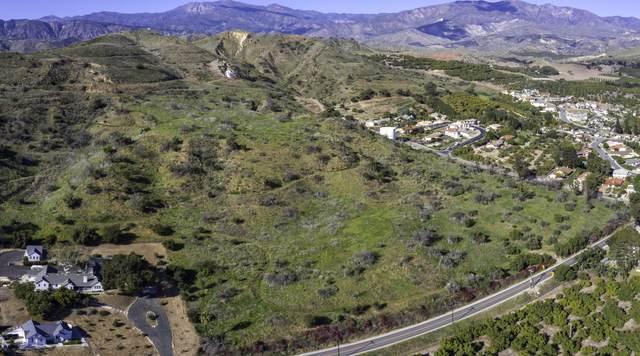 0000 Peck And Foothill Road, Santa Paula, CA 93060 (MLS #21-412) :: The Zia Group