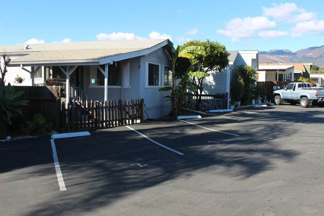 4326 Calle Real Spc 2, Santa Barbara, CA 93110 (MLS #21-414) :: The Zia Group