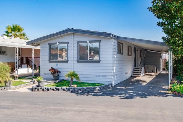 333 Old Mill Road #58, Santa Barbara, CA 93110 (MLS #21-427) :: The Zia Group