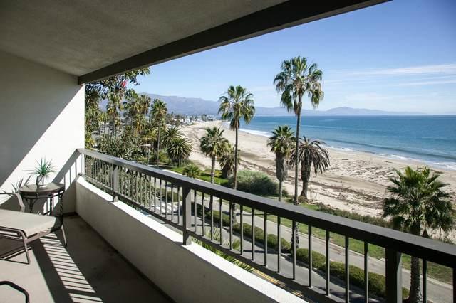 26 Barranca Ave #4, Santa Barbara, CA 93109 (MLS #21-430) :: Chris Gregoire & Chad Beuoy Real Estate