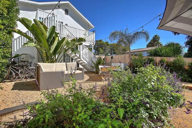 931 Castillo St, Santa Barbara, CA 93101 (MLS #21-441) :: The Zia Group