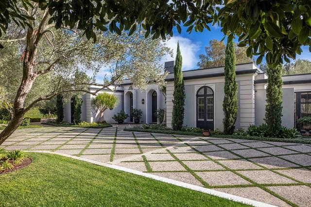 2109 Stratford Pl, Montecito, CA 93108 (MLS #21-493) :: Chris Gregoire & Chad Beuoy Real Estate