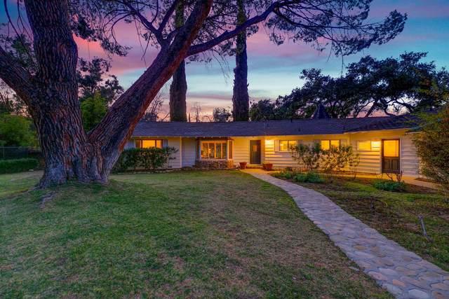 3490 E Ojai Ave, Ojai, CA 93023 (MLS #21-538) :: Chris Gregoire & Chad Beuoy Real Estate