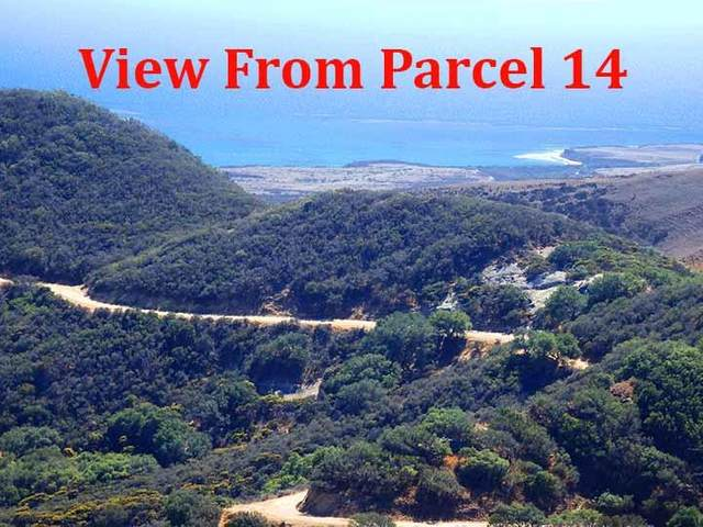 14 Hollister Ranch Rd, Goleta, CA 93117 (MLS #21-545) :: Chris Gregoire & Chad Beuoy Real Estate
