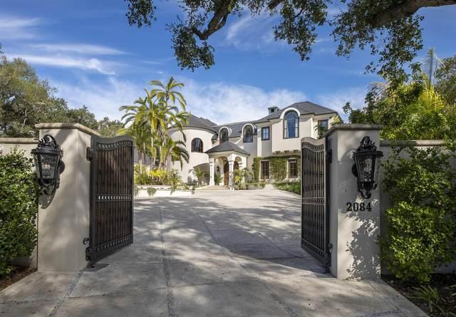 2084 E Valley Rd, Montecito, CA 93108 (MLS #21-551) :: Chris Gregoire & Chad Beuoy Real Estate