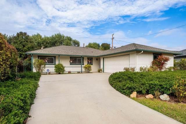 133 1st St, Solvang, CA 93463 (MLS #21-552) :: Chris Gregoire & Chad Beuoy Real Estate