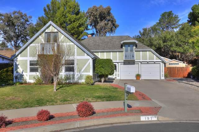 197 Manzanita Dr, Solvang, CA 93463 (MLS #21-56) :: Chris Gregoire & Chad Beuoy Real Estate