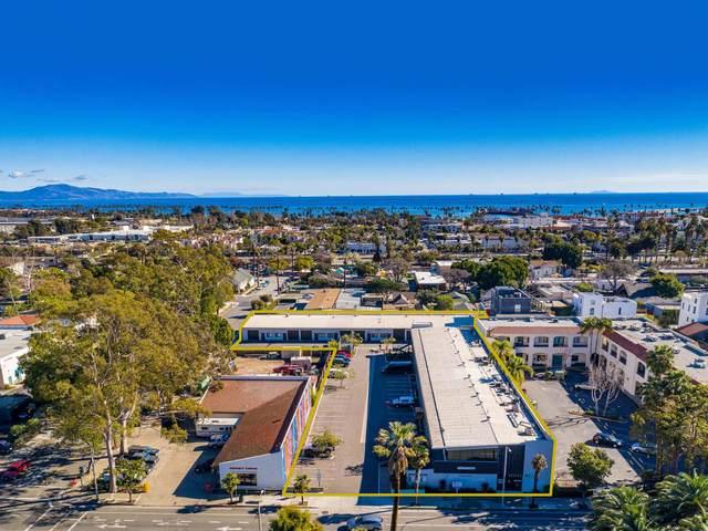 126 E Haley St, Santa Barbara, CA 93101 (MLS #21-584) :: Chris Gregoire & Chad Beuoy Real Estate