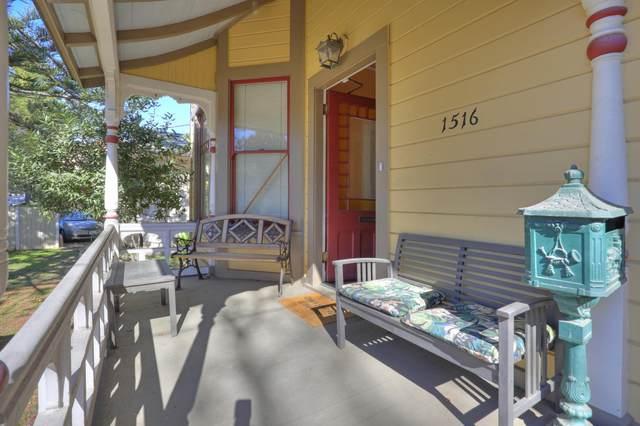 1516 De La Vina St, Santa Barbara, CA 93101 (MLS #21-594) :: Chris Gregoire & Chad Beuoy Real Estate