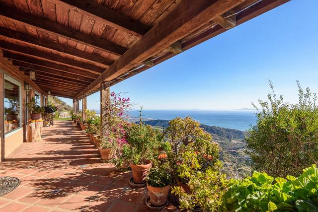 1200 Toro Canyon Rd, Santa Barbara, CA 93108 (MLS #21-596) :: The Epstein Partners