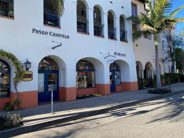 771 Chapala St, Santa Barbara, CA 93101 (MLS #21-606) :: Chris Gregoire & Chad Beuoy Real Estate