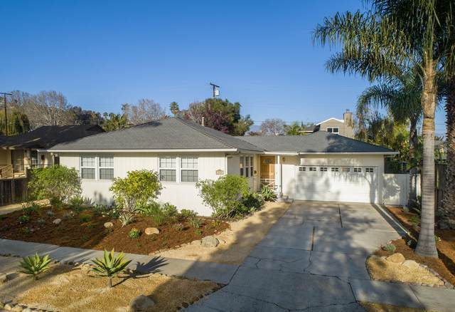 148 San Rafael Ave, Santa Barbara, CA 93109 (MLS #21-62) :: Chris Gregoire & Chad Beuoy Real Estate
