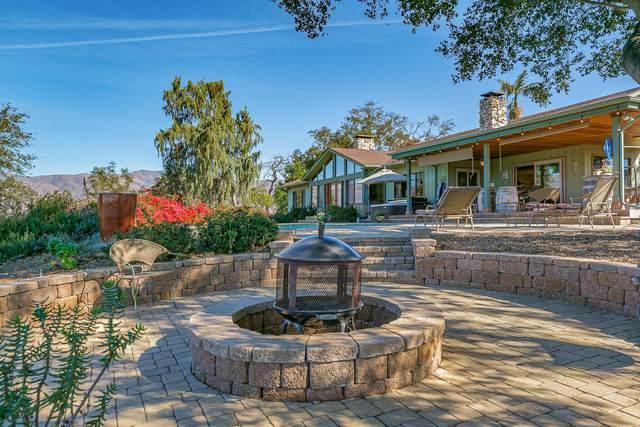 240 Feliz Dr, Oak View, CA 93022 (MLS #21-643) :: Chris Gregoire & Chad Beuoy Real Estate