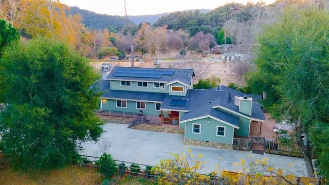 9972 Creek Rd, Oak View, CA 93022 (MLS #21-648) :: Chris Gregoire & Chad Beuoy Real Estate