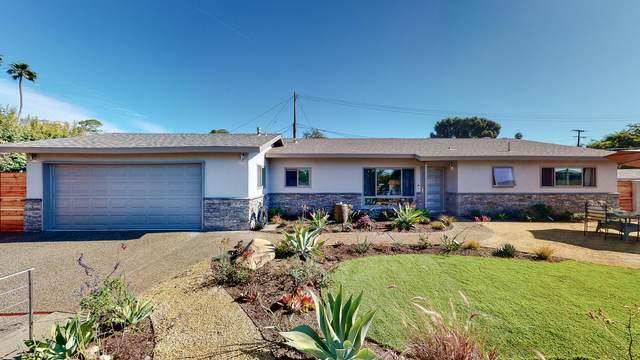 532 Via Rojo, Santa Barbara, CA 93110 (MLS #21-651) :: Chris Gregoire & Chad Beuoy Real Estate