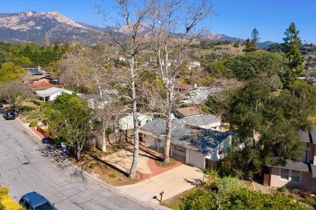 622 Calle Rinconada, Santa Barbara, CA 93105 (MLS #21-652) :: Chris Gregoire & Chad Beuoy Real Estate