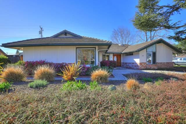 389 Princeton Ave, Santa Barbara, CA 93111 (MLS #21-658) :: The Zia Group