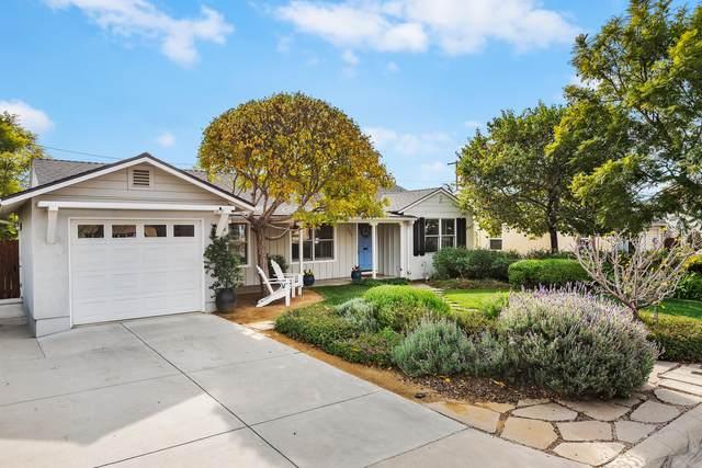 2939 Calle Noguera, Santa Barbara, CA 93105 (MLS #21-66) :: Chris Gregoire & Chad Beuoy Real Estate