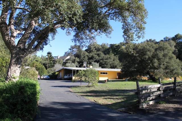 399 Arboleda, Santa Barbara, CA 93110 (MLS #21-660) :: Chris Gregoire & Chad Beuoy Real Estate