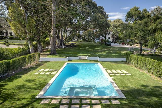 1098 Golf Rd, Montecito, CA 93108 (MLS #21-684) :: The Zia Group