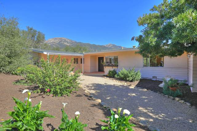 1130 Tunnel Rd, Santa Barbara, CA 93105 (MLS #21-686) :: The Zia Group