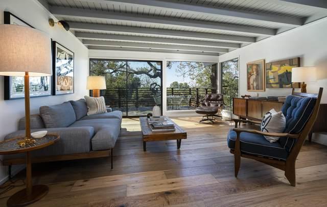 950 Andante Rd, Santa Barbara, CA 93105 (MLS #21-69) :: The Epstein Partners