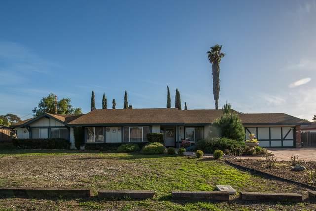 3056 Tiana Dr, Santa Ynez, CA 93460 (MLS #21-690) :: The Zia Group