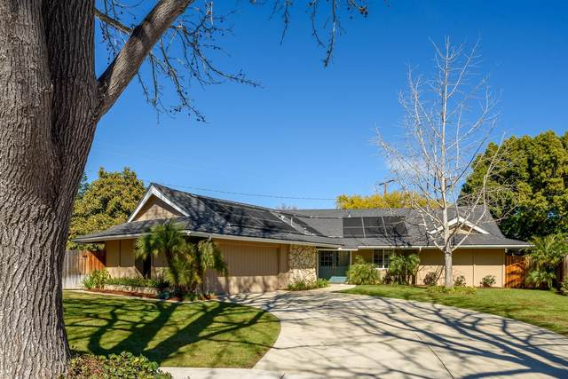 5611 Kent Pl, Goleta, CA 93117 (MLS #21-691) :: The Zia Group