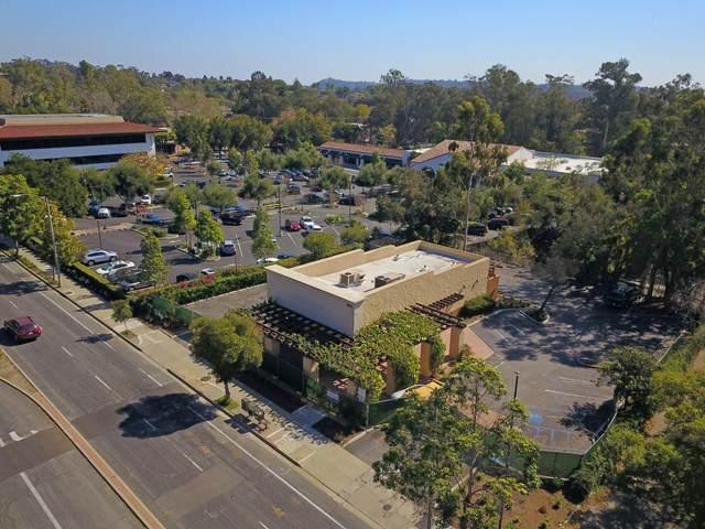 3771 State St, Santa Barbara, CA 93105 (MLS #21-699) :: The Zia Group