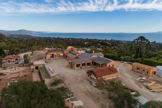 605/607 Cowles Rd, Montecito, CA 93108 (MLS #21-701) :: The Zia Group