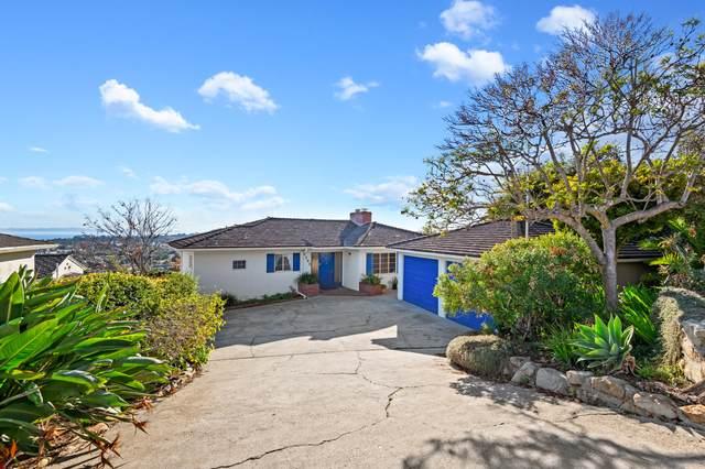 1269 Ferrelo Rd, Santa Barbara, CA 93103 (MLS #21-710) :: The Zia Group