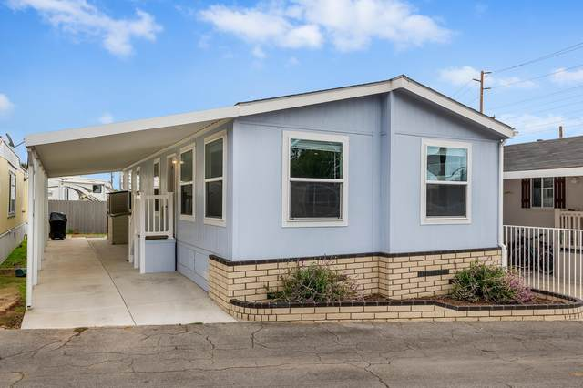 7368 Hollister Ave #43, Goleta, CA 93117 (MLS #21-713) :: The Zia Group