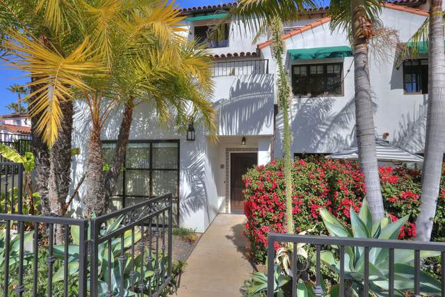 4004 Via Lucero #1, Santa Barbara, CA 93110 (MLS #21-718) :: The Zia Group