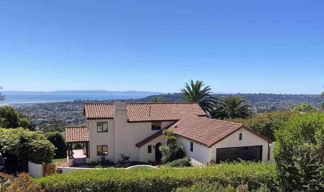 1242 Dover Ln, Santa Barbara, CA 93103 (MLS #21-720) :: Chris Gregoire & Chad Beuoy Real Estate