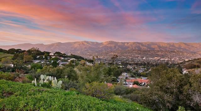 1806 La Coronilla Dr, Santa Barbara, CA 93109 (MLS #21-738) :: Chris Gregoire & Chad Beuoy Real Estate