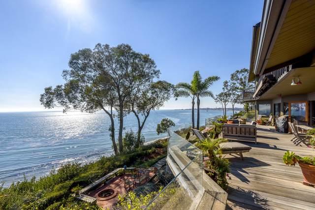 5325 Dorwin Lane, Santa Barbara, CA 93111 (MLS #21-739) :: Chris Gregoire & Chad Beuoy Real Estate