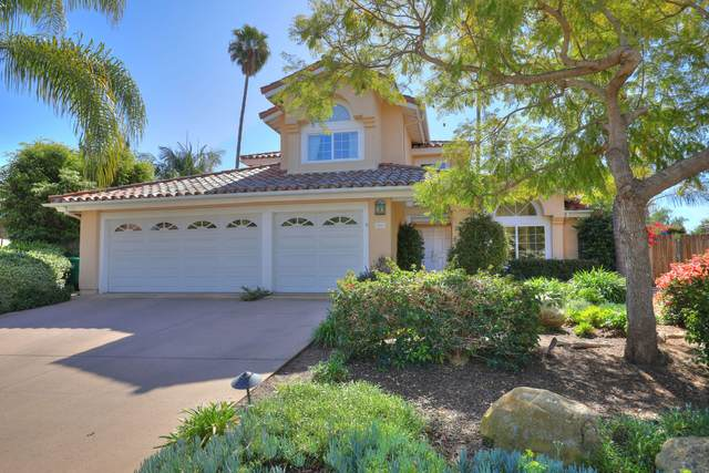 3869 Via Las Brisas, Santa Barbara, CA 93110 (MLS #21-741) :: The Zia Group