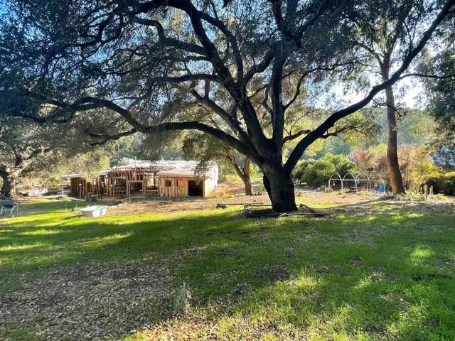 265 E Villanova Rd, Ojai, CA 93023 (MLS #21-748) :: Chris Gregoire & Chad Beuoy Real Estate