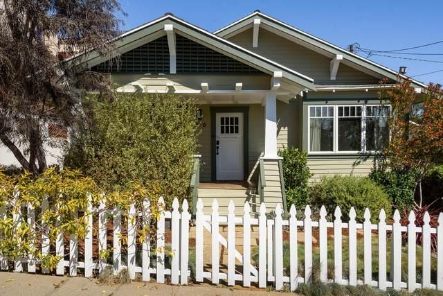427 E Micheltorena St D, Santa Barbara, CA 93101 (MLS #21-756) :: Chris Gregoire & Chad Beuoy Real Estate