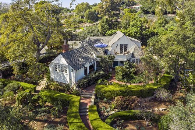 5 Rosemary Ln, Santa Barbara, CA 93108 (MLS #21-757) :: Chris Gregoire & Chad Beuoy Real Estate