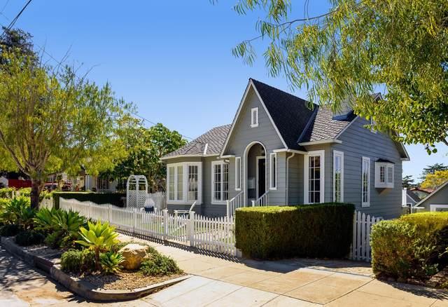 2311 Wellington Ave, Santa Barbara, CA 93105 (MLS #21-769) :: Chris Gregoire & Chad Beuoy Real Estate
