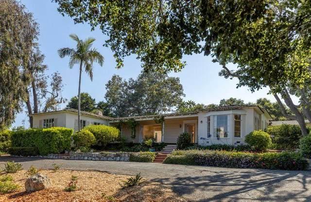 845 Via Hierba, Santa Barbara, CA 93110 (MLS #21-784) :: Chris Gregoire & Chad Beuoy Real Estate