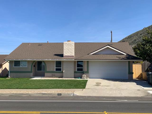 324 S 7th St, Lompoc, CA 93436 (MLS #21-785) :: Chris Gregoire & Chad Beuoy Real Estate