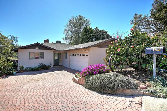 1531 Marquard Ter, Santa Barbara, CA 93101 (MLS #21-796) :: The Epstein Partners
