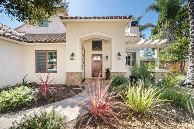 713 Cathedral Pointe Ln, Santa Barbara, CA 93111 (MLS #21-818) :: Chris Gregoire & Chad Beuoy Real Estate