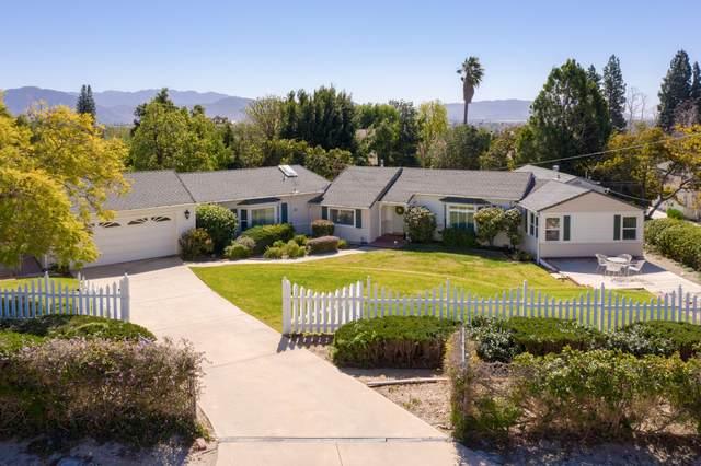115 San Miguel Dr, Camarillo, CA 93010 (MLS #21-831) :: Chris Gregoire & Chad Beuoy Real Estate