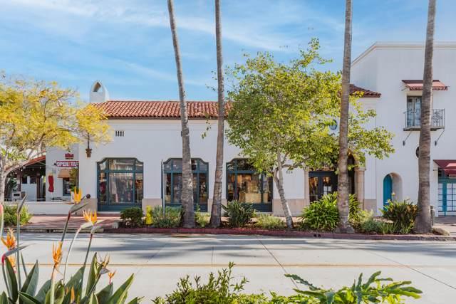 624 State St, Santa Barbara, CA 93101 (MLS #21-852) :: The Zia Group