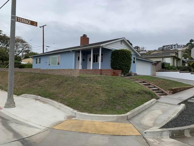 1320 Cliff Dr, Santa Barbara, CA 93109 (MLS #21-881) :: Chris Gregoire & Chad Beuoy Real Estate