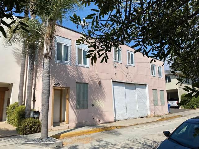 225 Equestrian Avenue, Santa Barbara, CA 93101 (MLS #21-902) :: The Zia Group