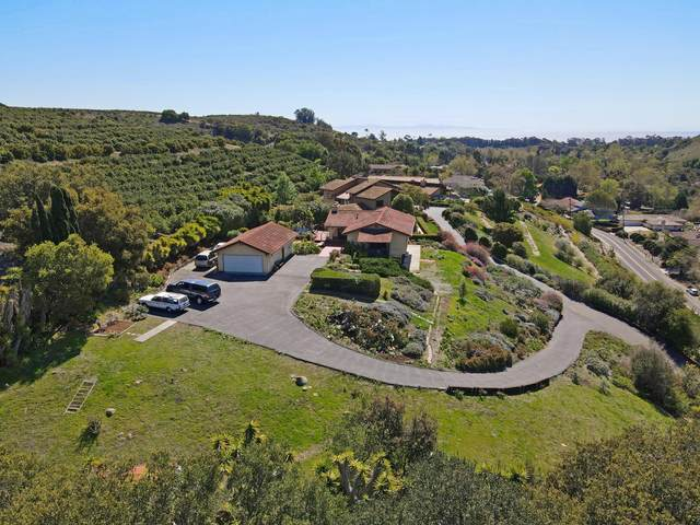 584 Vereda Del Ciervo, Goleta, CA 93117 (MLS #21-912) :: Chris Gregoire & Chad Beuoy Real Estate